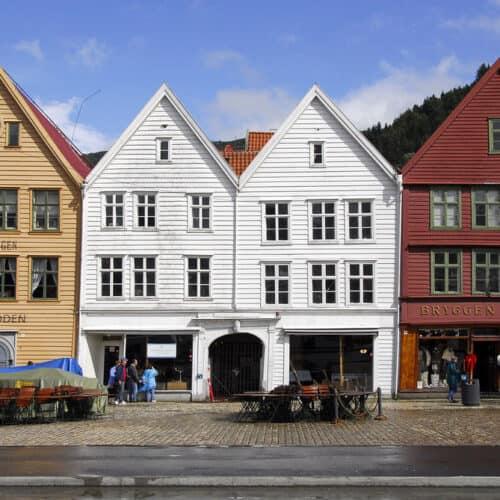 Bergen magia dei fiordi