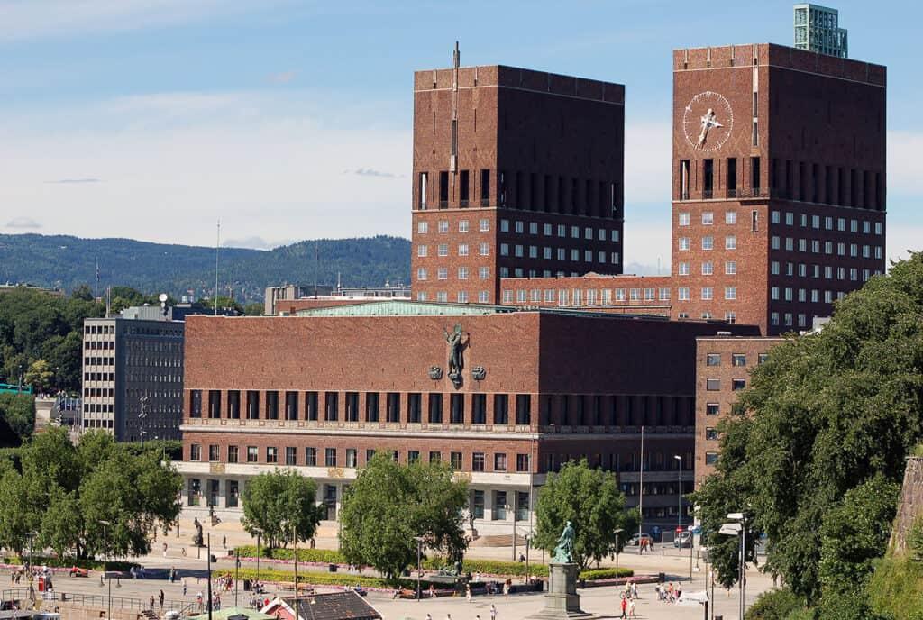 città Oslo