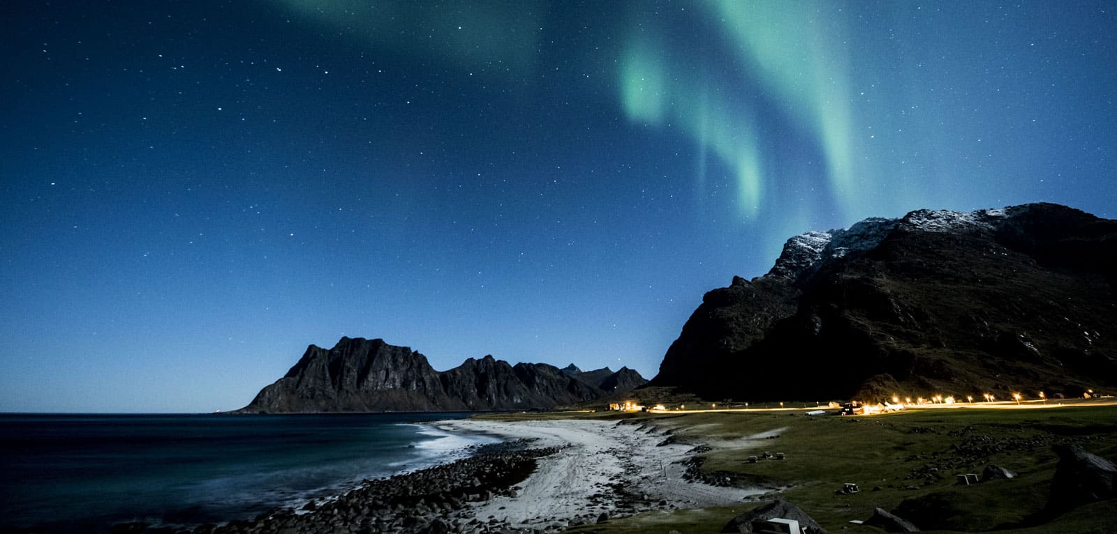 tour isole lofoten e capo nord aurora boreale