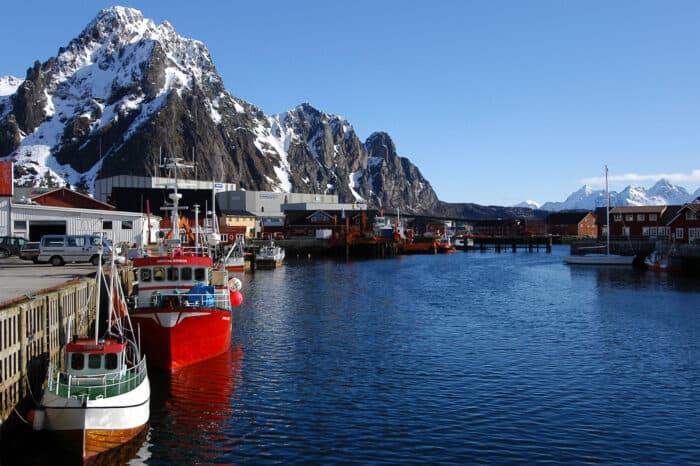 Gran Tour Artico Lofoten Capo Nord Lapponia