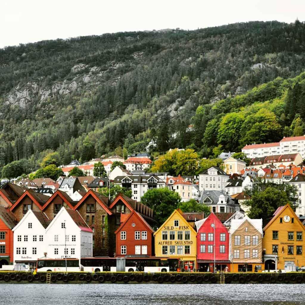 case di Bergen
