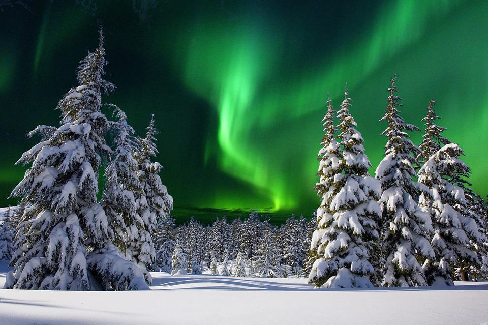 aurora boreale tour del nord europa