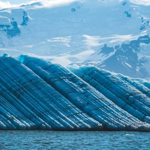 viaggio in islanda ghiacciaio