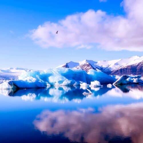 viaggio islanda vista dei chiacciai