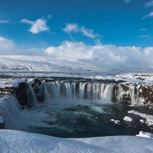 godafoss cascate islanda