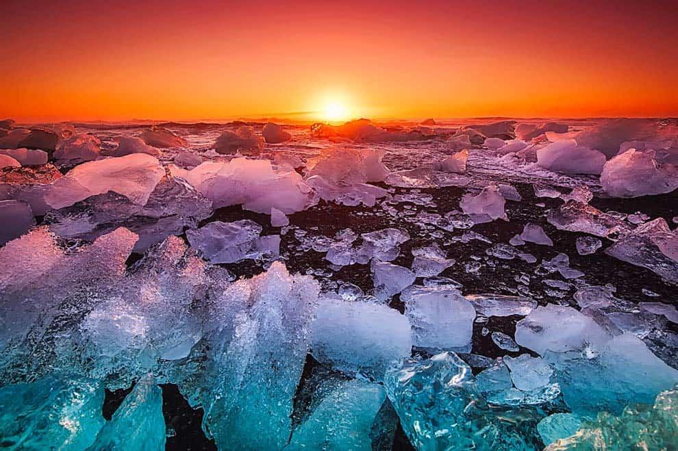 viaggio islanda ghiacciai mare