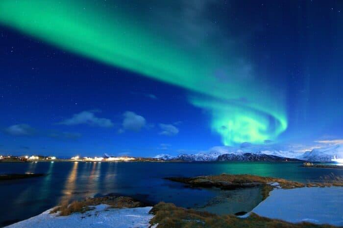 Mini tour Norvegia Aurora ed avventure a Tromso