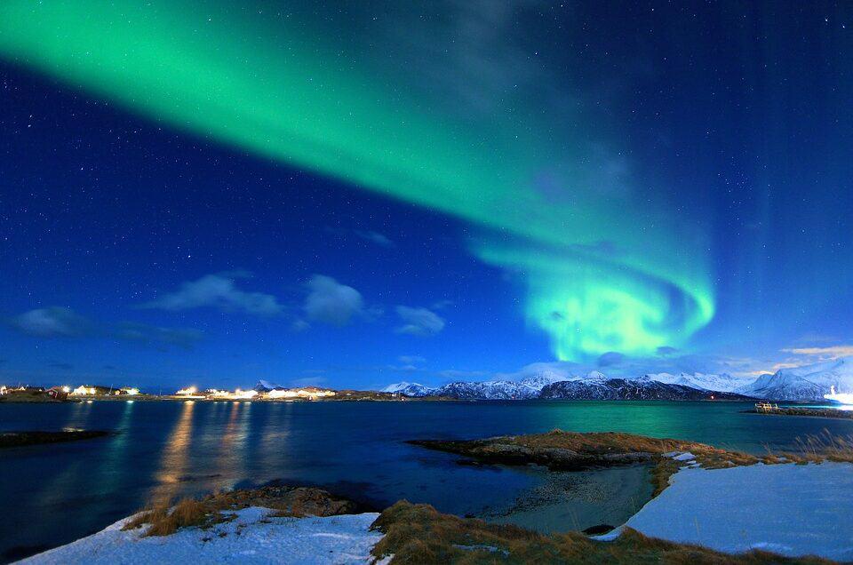 Aurora Boreale a Tromso Nord Europa Tour