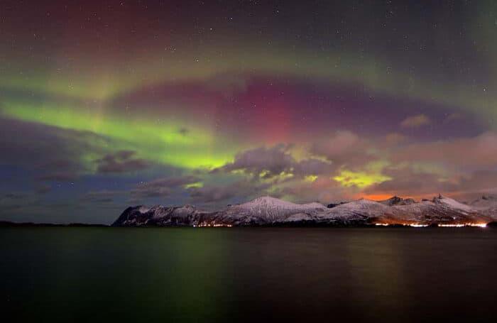 Capodanno in Norvegia a Tromso e Aurora Boreale