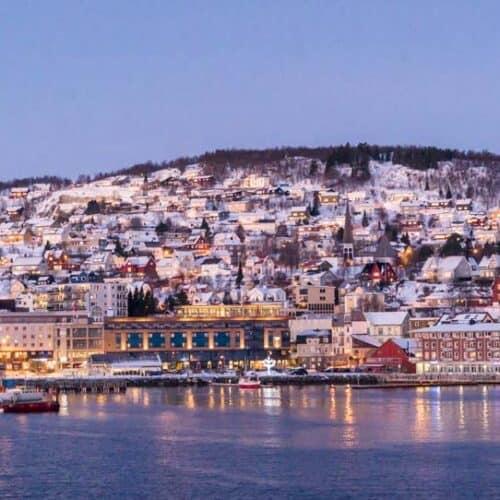Tromso Nord Europa