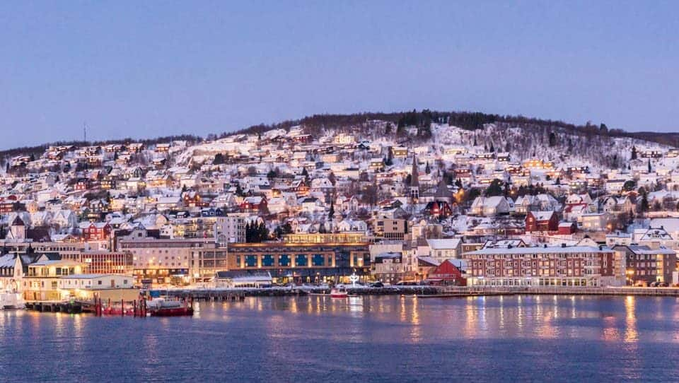 Tromsø: caccia alle aurore e foto alle balene