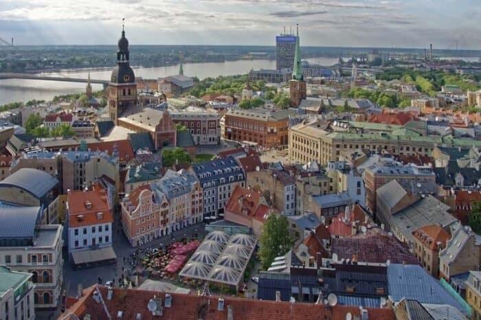 Capodanno nelle Repubbliche Baltiche tour 8 giorni