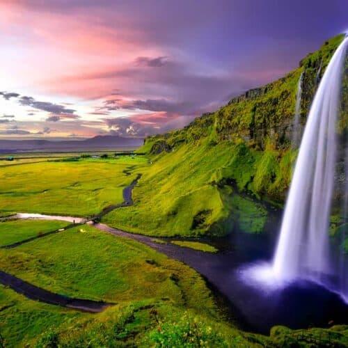 racconti di viaggio cascate islanda seljalandsfoss
