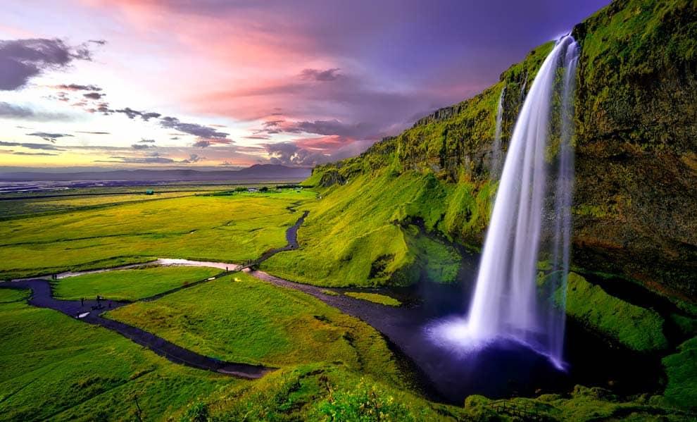 cascate islanda seljalandsfoss
