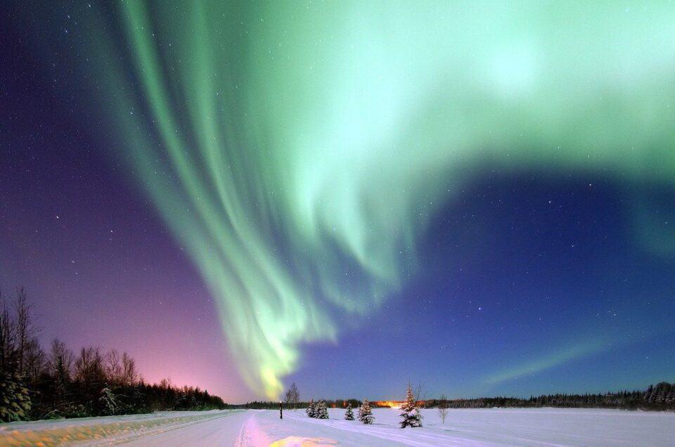 Aurora Boreale e Lapponia