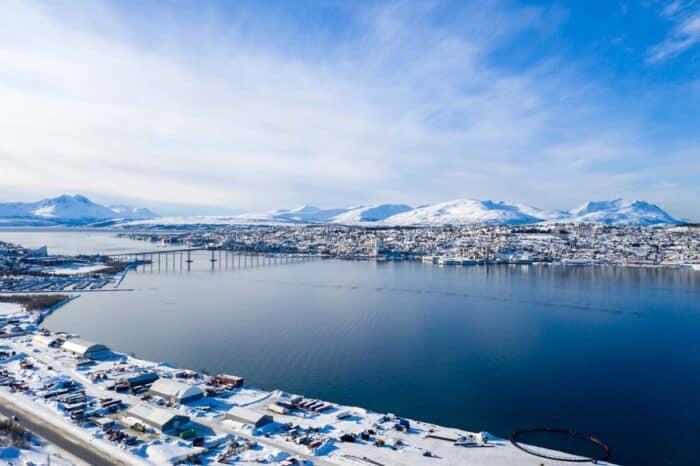 Crociera fiordo di Tromso