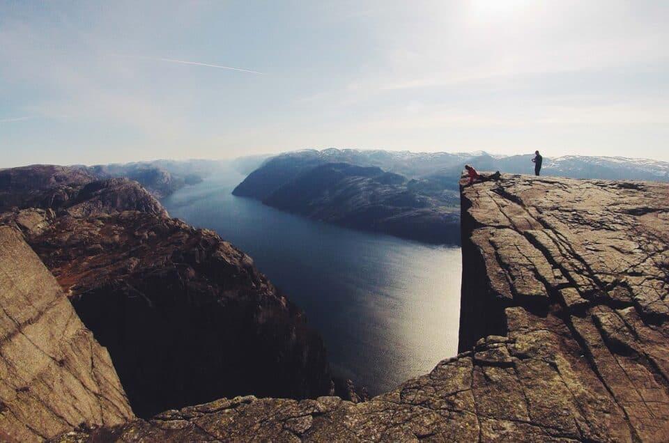 Il cammino di Sant'Olav tra fiordi e laghi