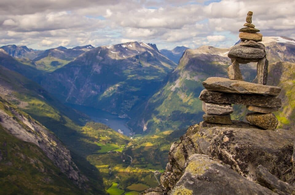 I più bei punti panoramici sui Fiordi